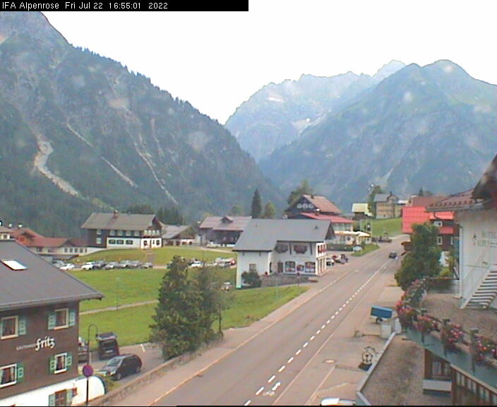 Webcam IFA Alpenrose