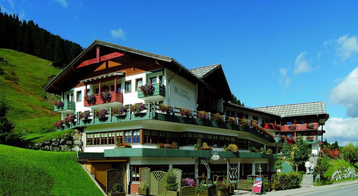Hotels In Mittelberg