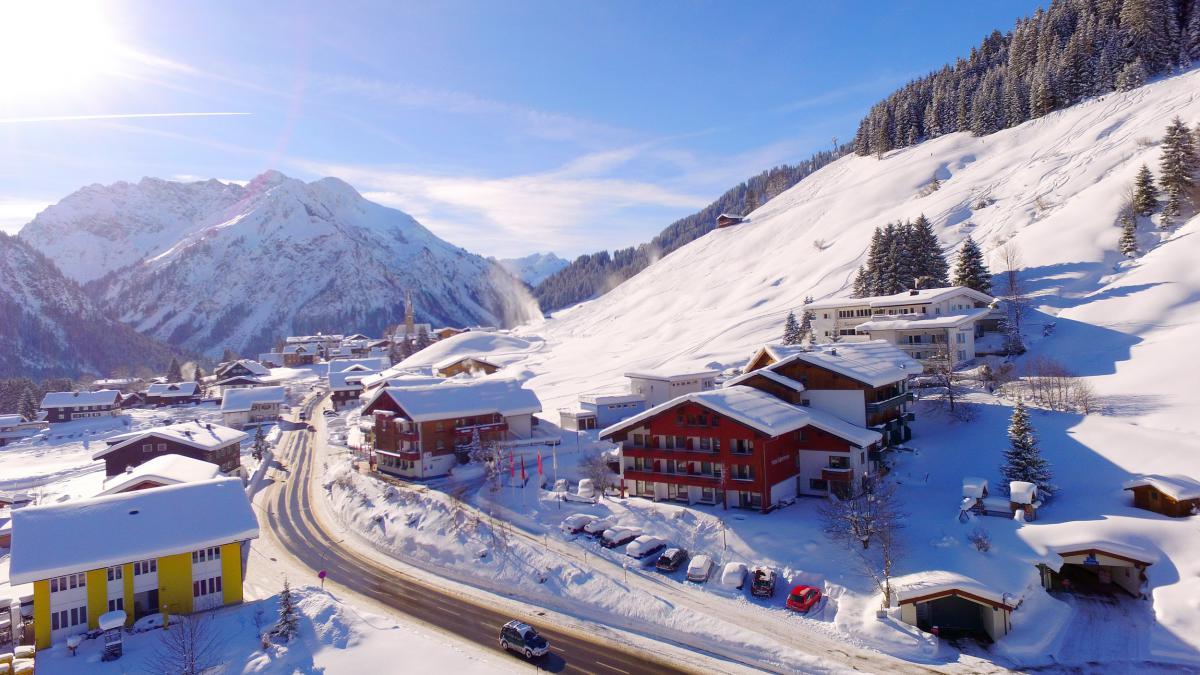 Hotels In Oberstdorf  Sterne