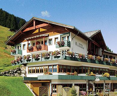 Hotel kleinwalsertal
