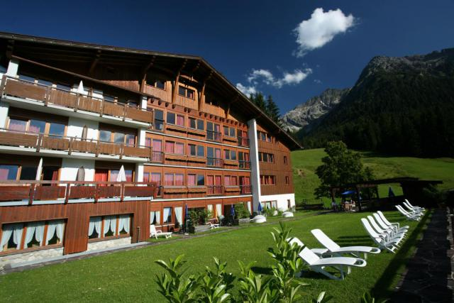 Apartment-Hotel in Mittelberg