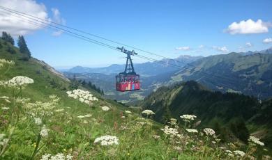 Bergbahnen Kleinwalsertal - Herbsturlaub